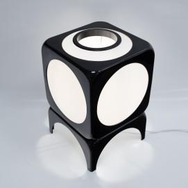 Lampe cubique danoise - Poker Dice 529