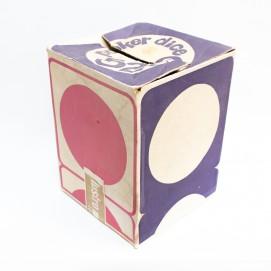 Lampe cubique Hoyrup - Poker Dice 529