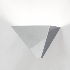 Vasques chromées pyramidales - Amilux