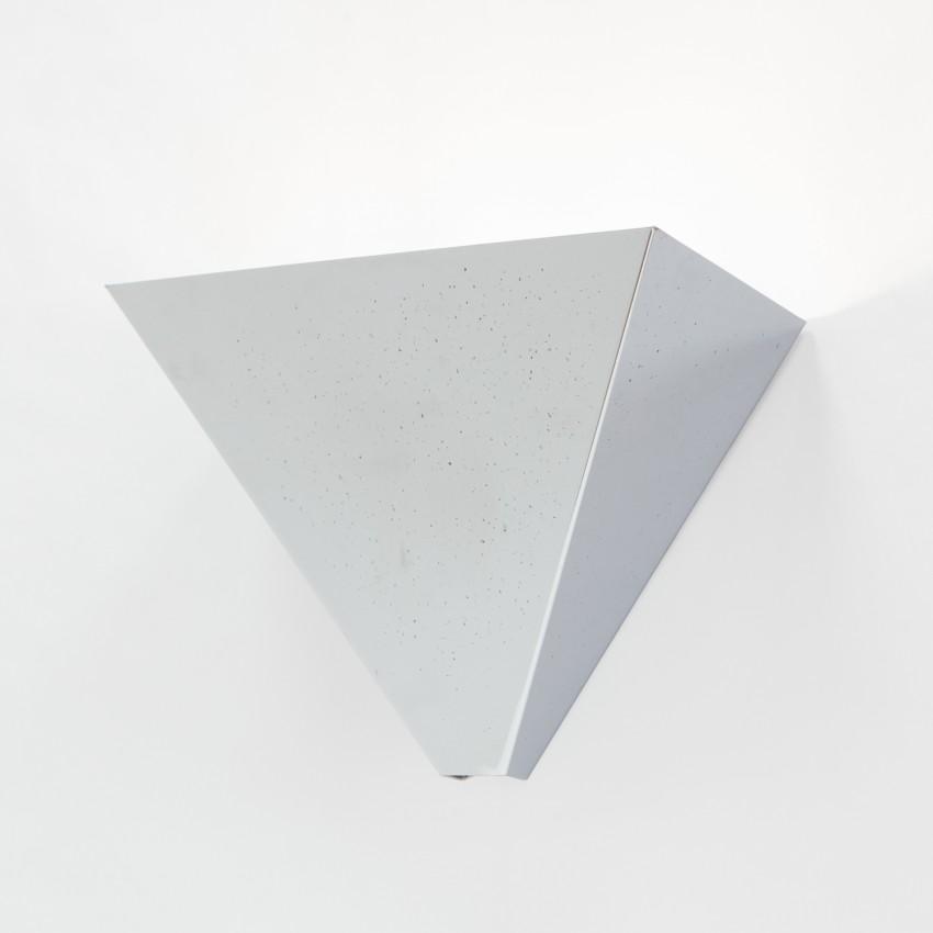 Vasques chromées pyramidales des années 1970 - Amilux