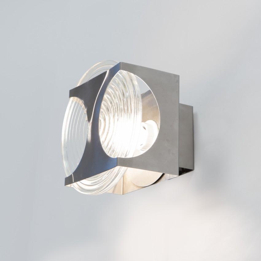 Applique en métal et lentille Fresnel Oxar