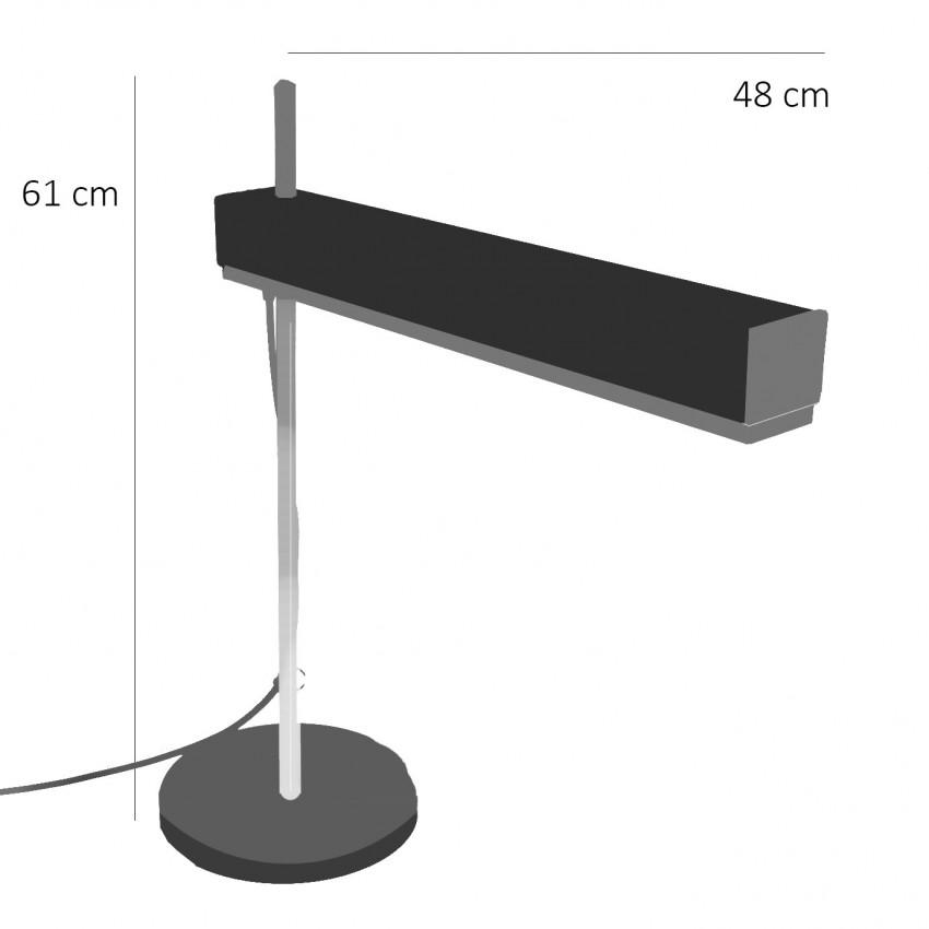 Lampe Jumo RS 48 - Dimensions