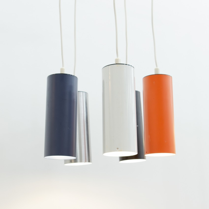 Lustre cylindrique BuR Lighting
