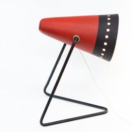 Lampe cocotte des années 1950
