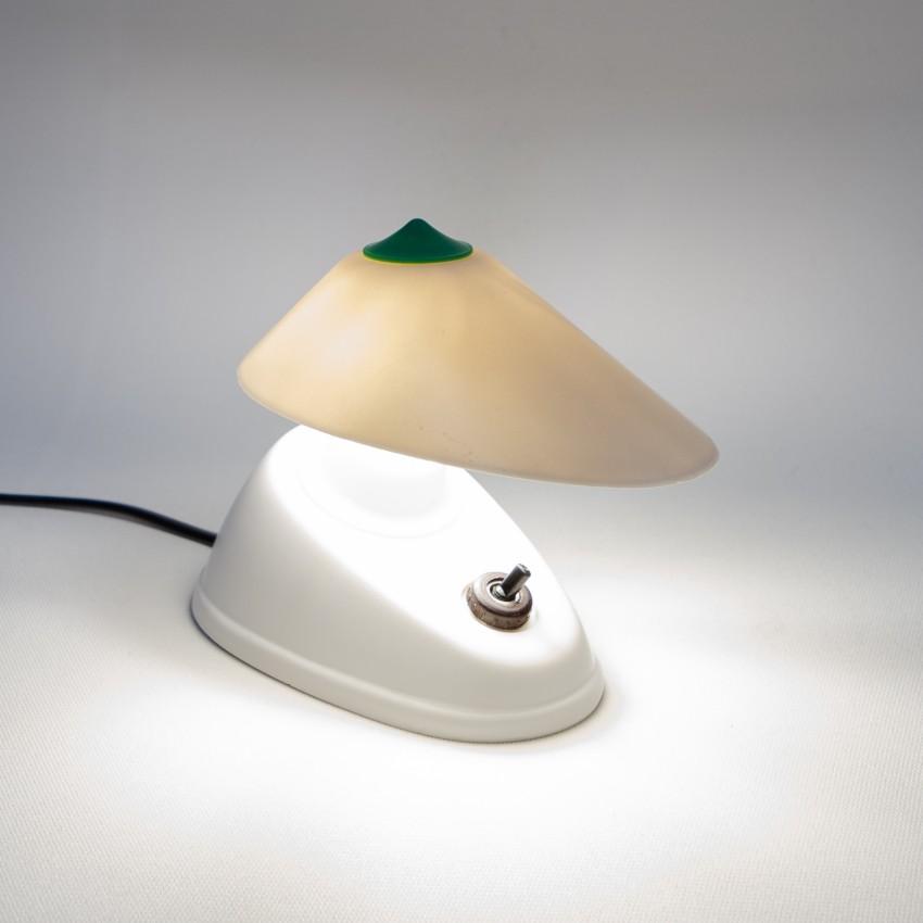 Lampe cocotte en bakélite