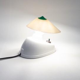 Lampe cocotte champignon en bakélite