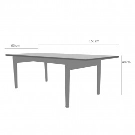 Table basse AT-15 - Hans Wegner pour Andreas Tuck