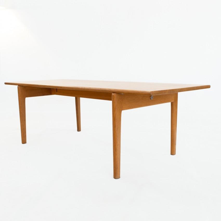 Table basse danoise des années 1950