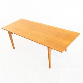 Table basse danoise des années 50