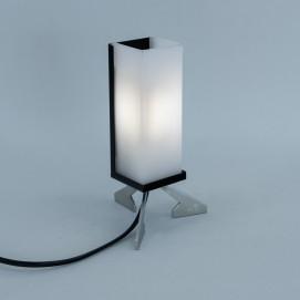 Lampe d'appoint tripode des années 50 Delmas