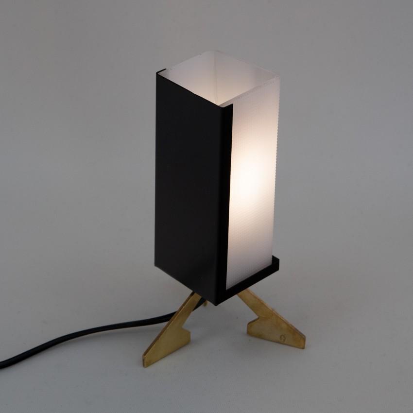 Lampe de télévision tripode - Delmas
