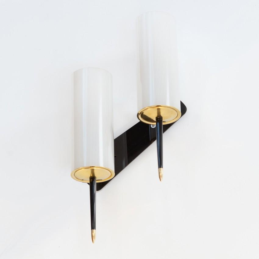 Applique cylindrique Jean Humbert