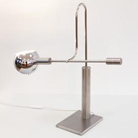 Lampe de bureau à contrepoids de J.P. Bouvier