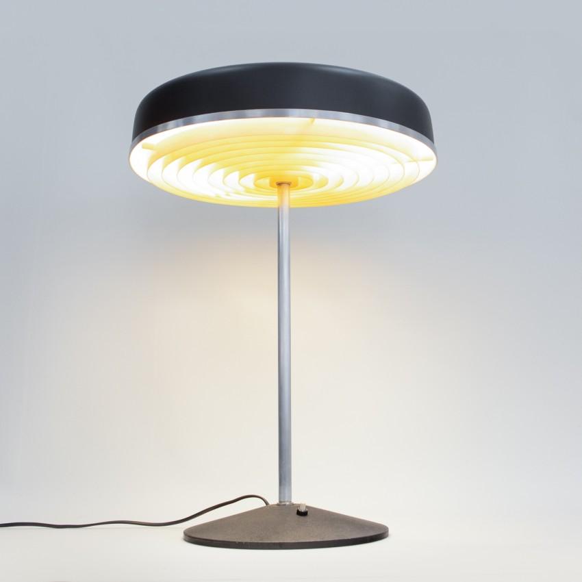Lampe de bureau avec paralume - Perrin