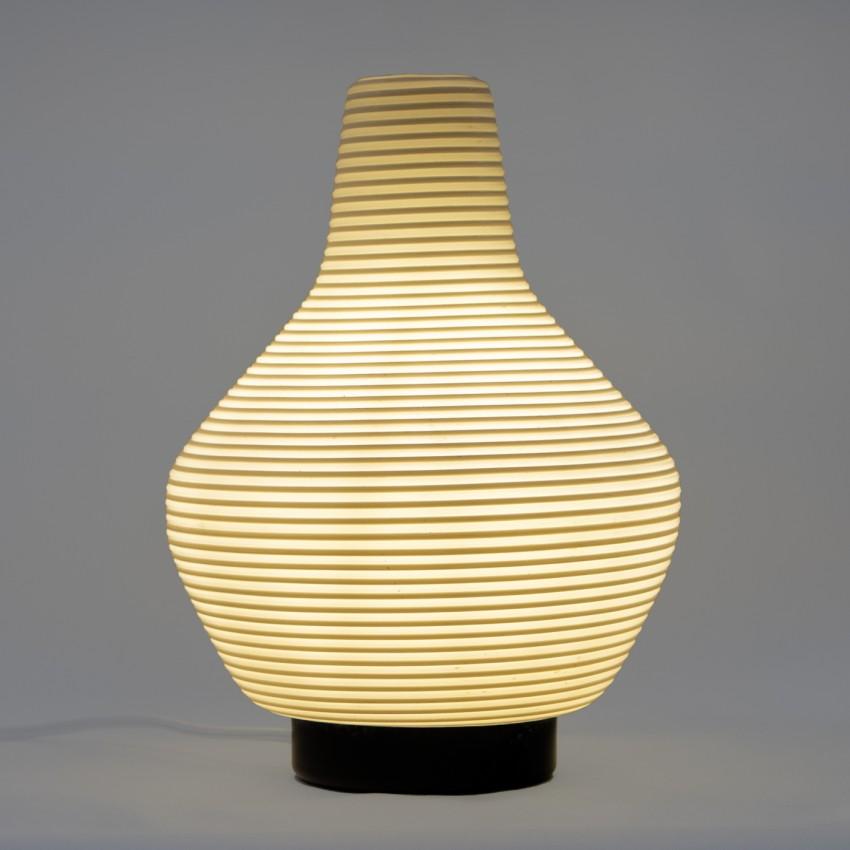 Lampe Rotaflex Lustro - Pierre Disderot