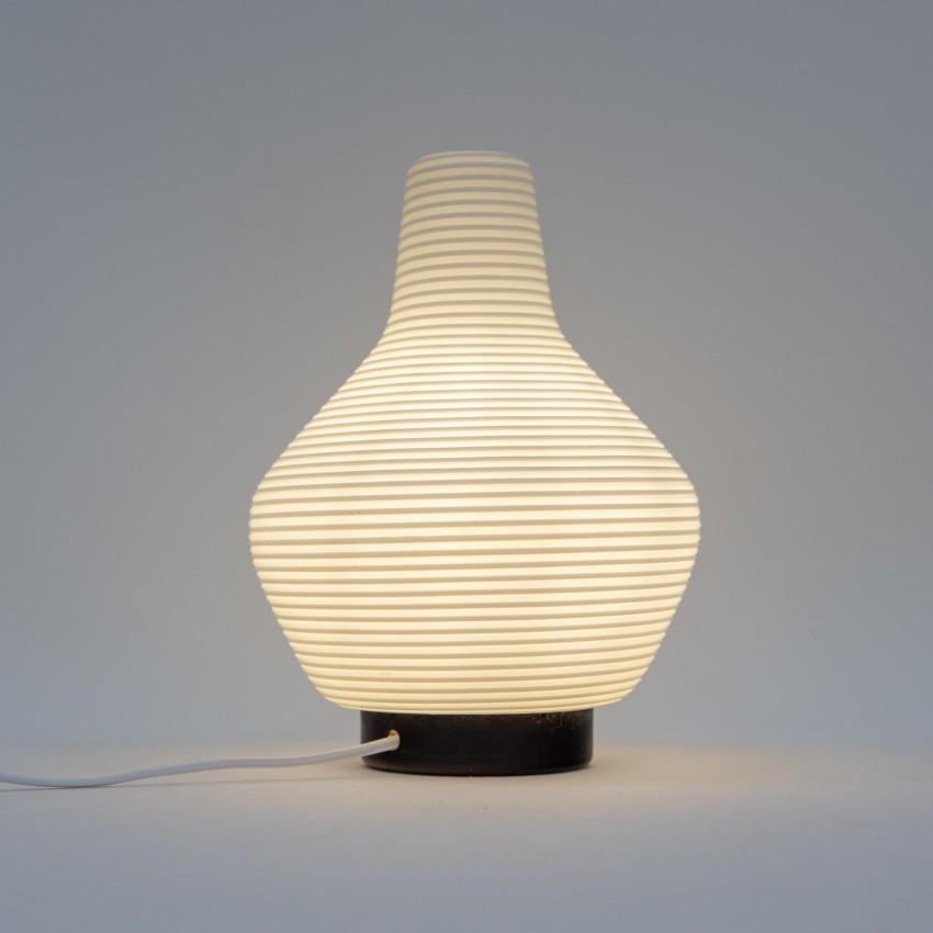 Lampe en Rotaflex de Pierre Disderot