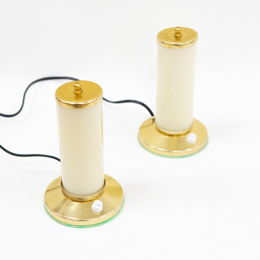 Lampes d'appoint cylindriques