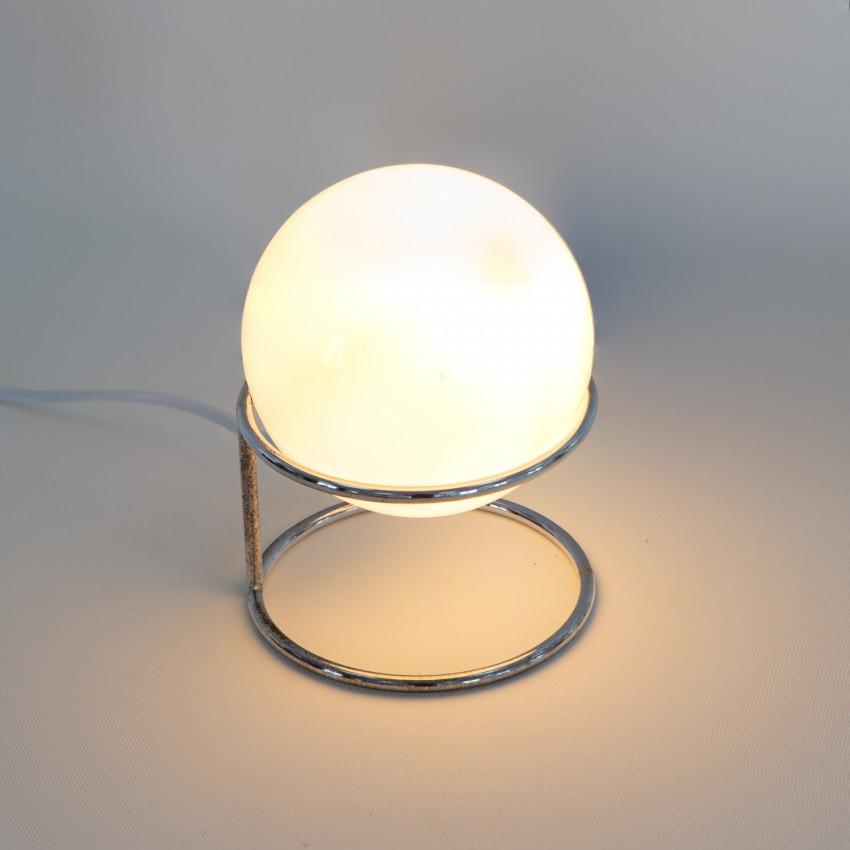 Lampe de chevet sphérique