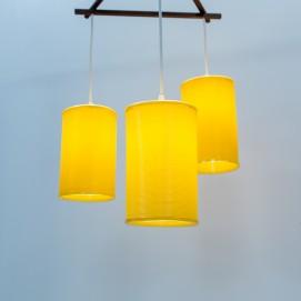 Rotaflex cylindrique jaune