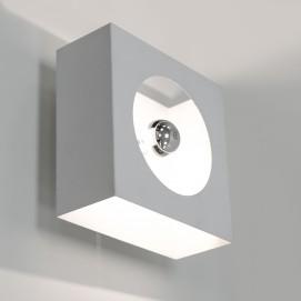Boîte lumineuse en métal plié de Bertrand pour Disderot