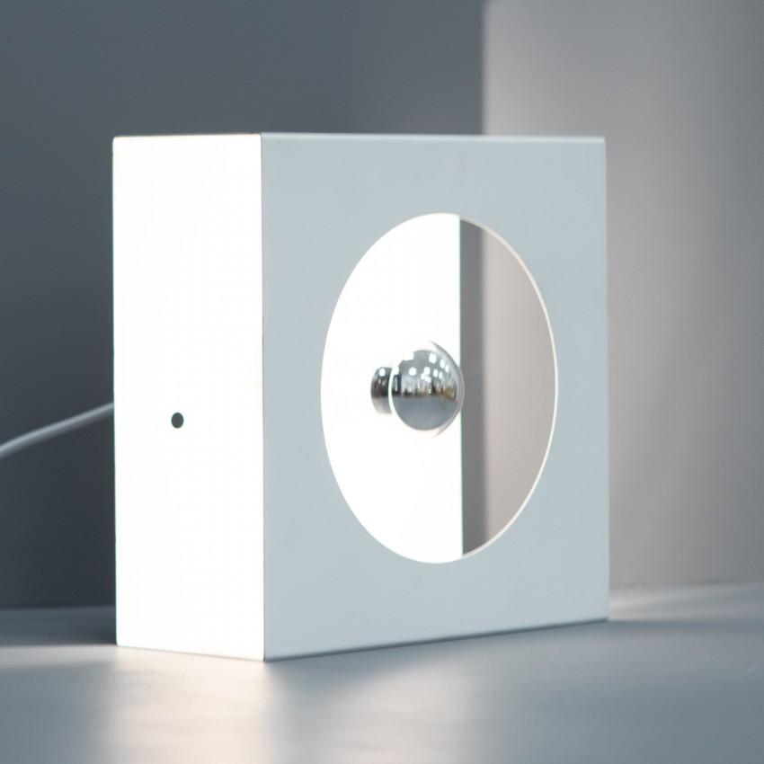 Cube lumineux de Guy Bertrand édité par Disderot