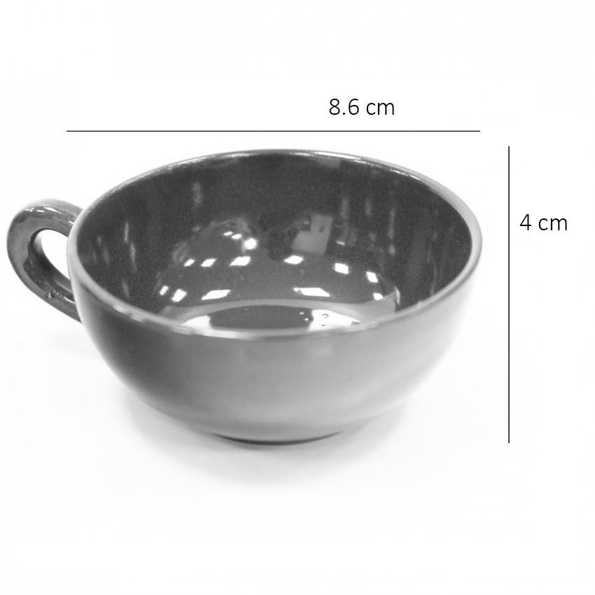 Tasses à café Saint-Clément 5001 - Dimensions