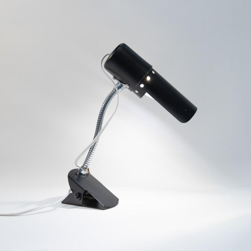 Lampe flexible à pincer des années 1970