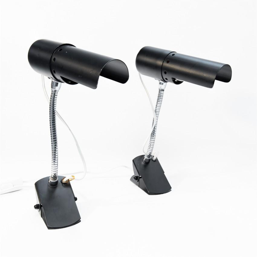 Lampe flexible à pincer des années 1970 - Printemps
