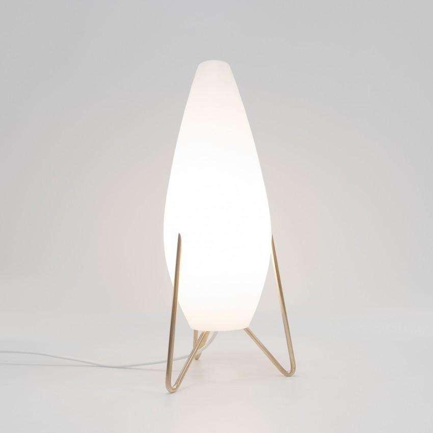 Lampe rocket de Pierre Disderot