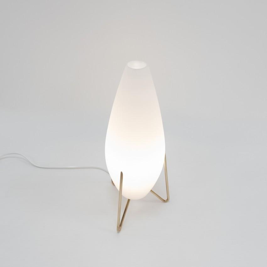 Lampe tripode Disderot 1020