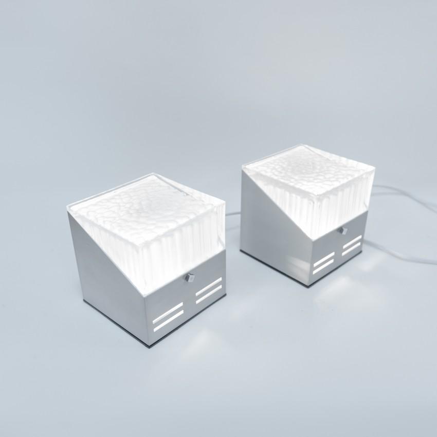 Lampe cube Stilkronen