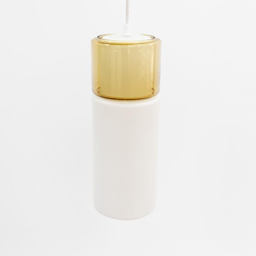 Suspension cylindrique double verre - BAG