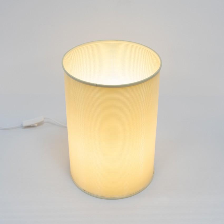 Lampe Rotaflex cylindrique
