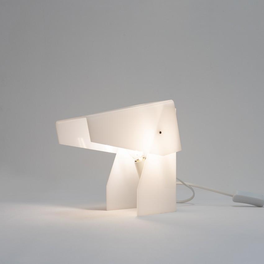 Lampe articulée en Plexiglas
