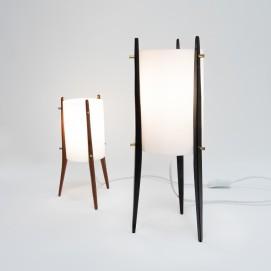 Lampe tripode Alfaplex - Reggiani - Mathieu