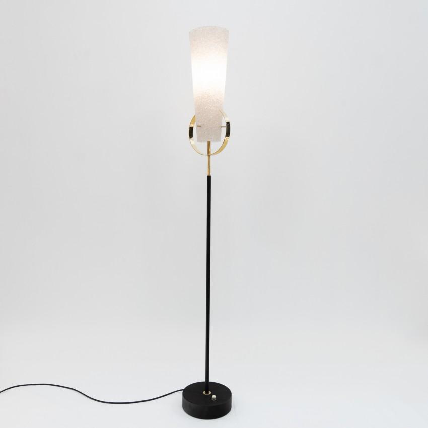 Lampadaire Gandelin - Diffuseur conique