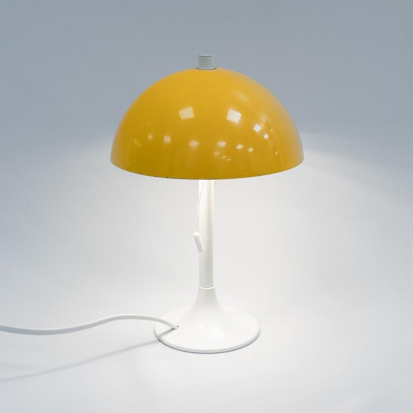Lampe champignon en tôle - Delmas