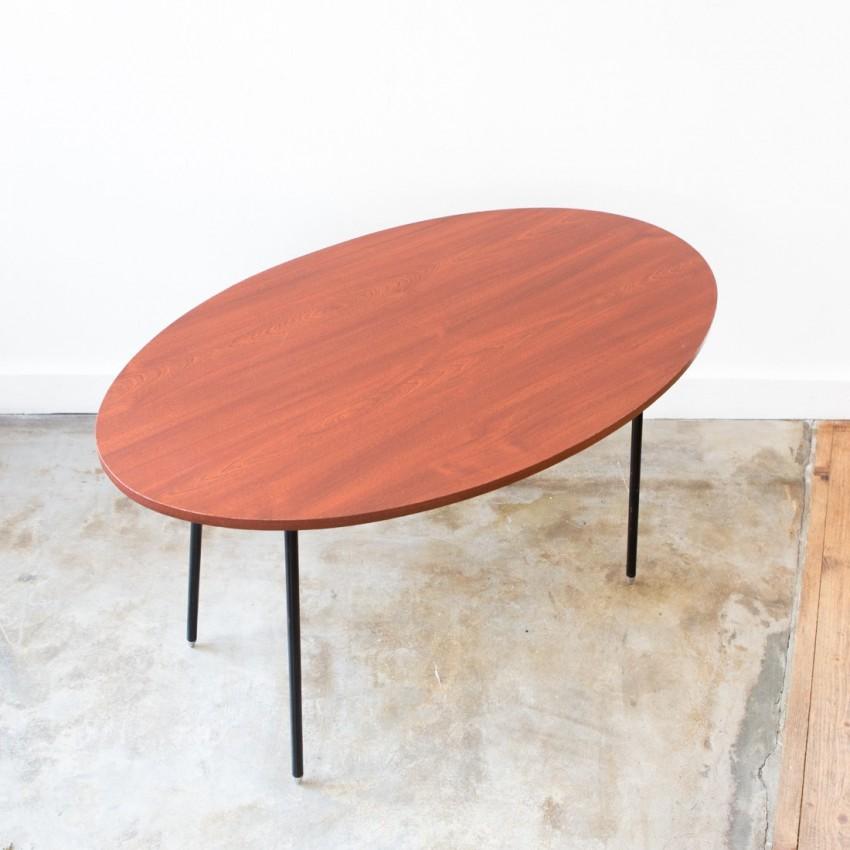 Table basse  des années 1950 au DODA