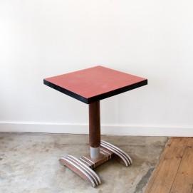 Table bistro/Guéridon vintage - Brocante en ligne