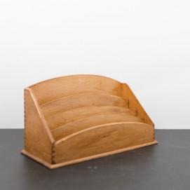 Trieur ou range courrier en bois - Années 1950