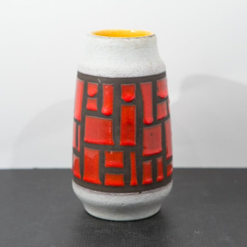 Céramique allemande - Vase vintage - Bay Keramik