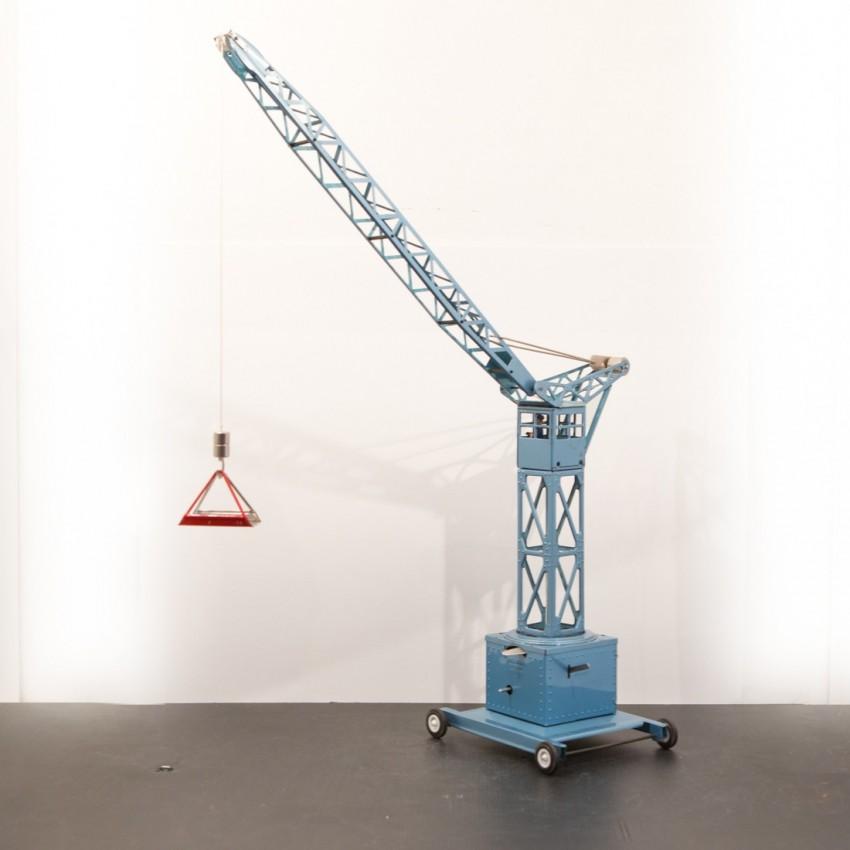 Grue mécanique Joustra en tôle