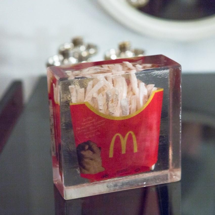 Frites McDonald's