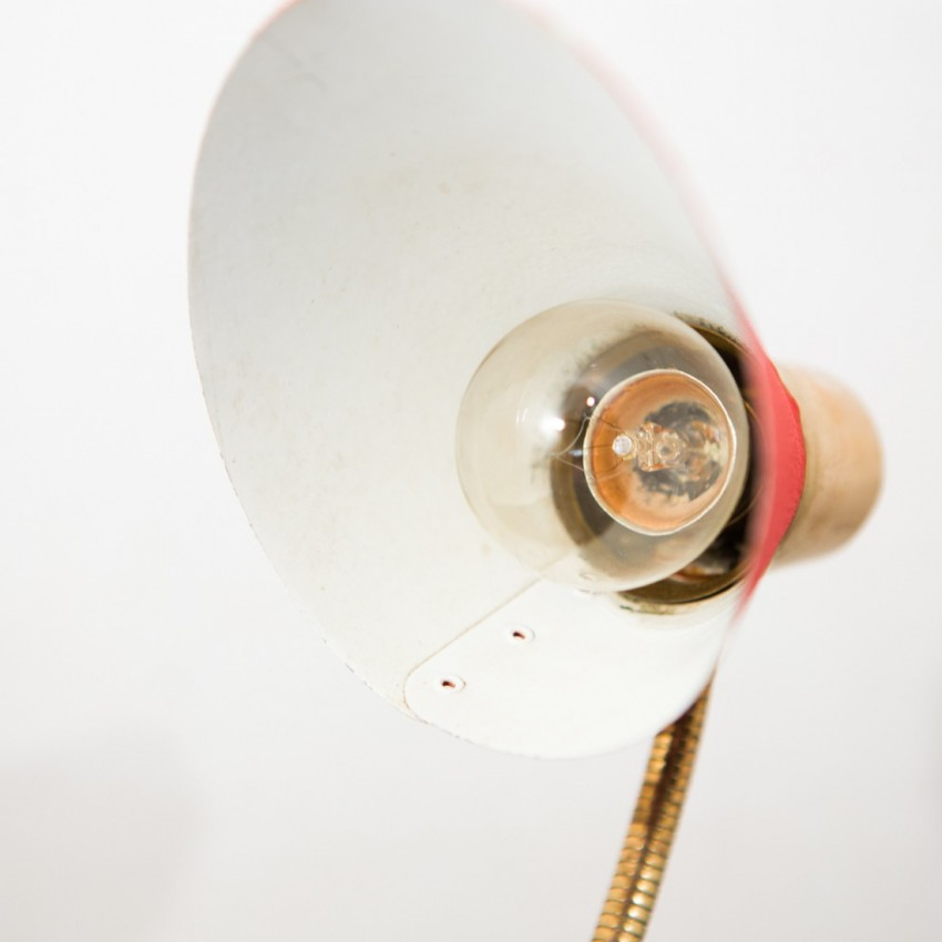 Petite lampe de bureau ancienne