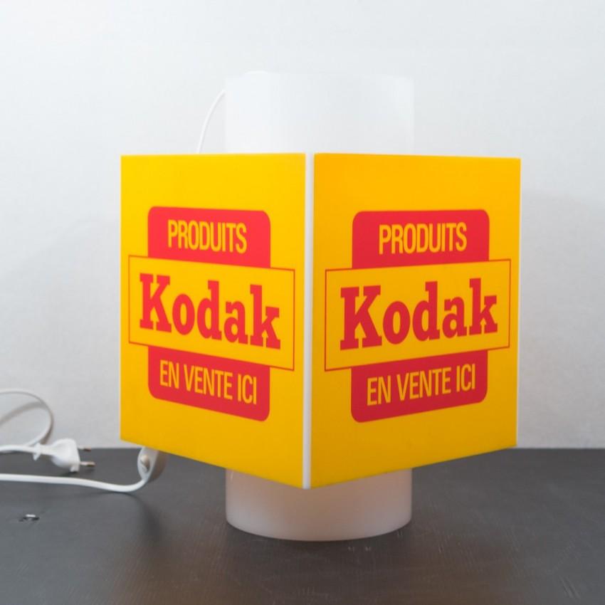 Suspension publicitaire KODAK