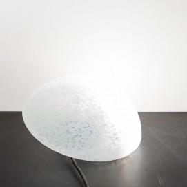 Applique/plafonnier en verre moucheté