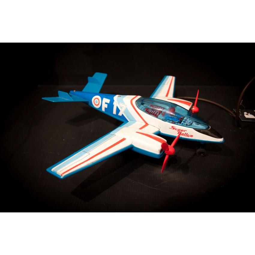 Avion mécanique Joustra