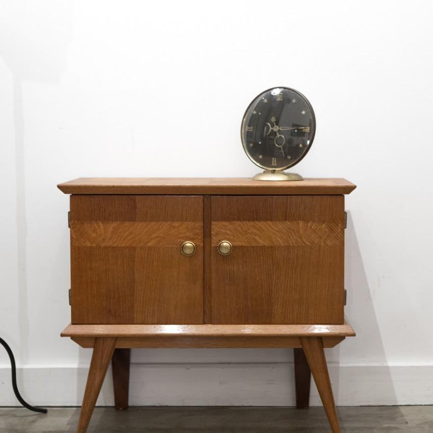 petite commode table de nuit. Black Bedroom Furniture Sets. Home Design Ideas