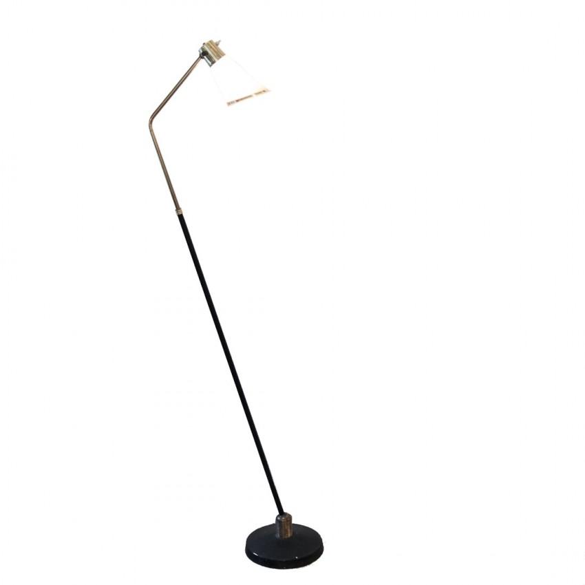 Lampadaire télescopique et orientable Monix