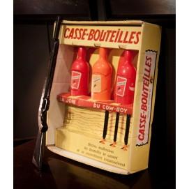 Jeu Casse-bouteilles